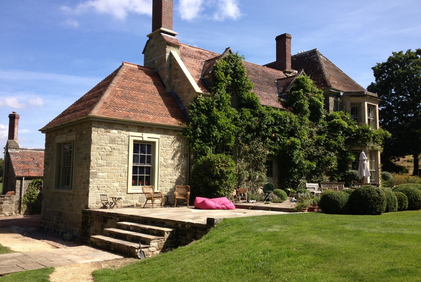 THE OLD RECTORY, SEMLEY